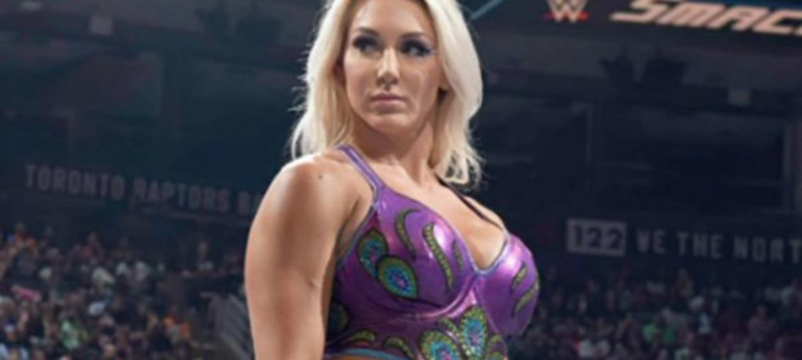 WWE DIVA CHARLOTTE FLAIR HOTTEST RING MOMENT | VIRAL EDITS