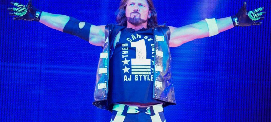 WWE TNA AJ