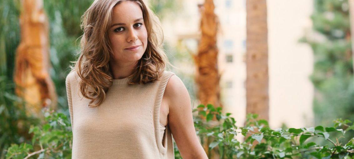 Brie Larson Captain Marvel HOT Is Crazy