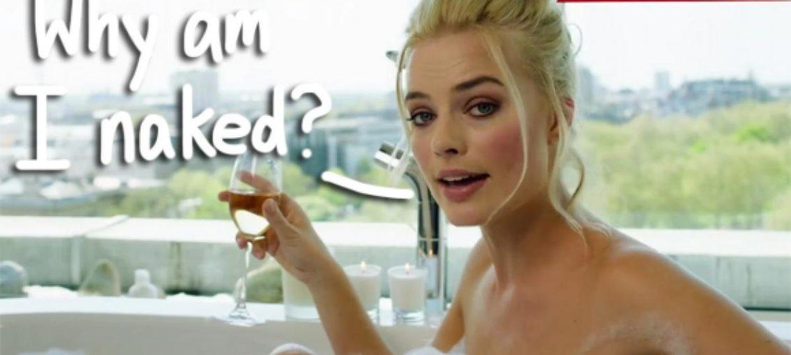 Terminal 2018 - Margot Robbie Kissing Scenes