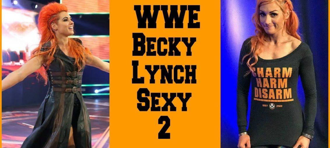 Wwe becky lynch hot