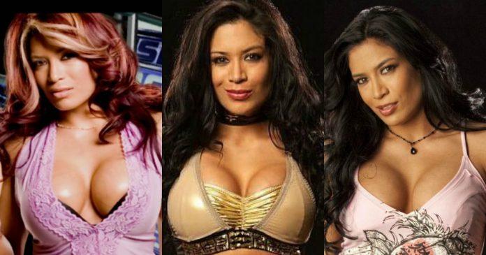 WWE Diva Melina Perez Hot Bo0bs